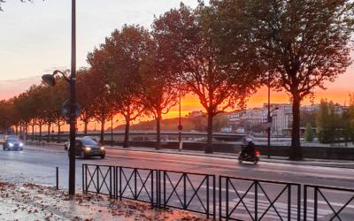 Relacja z realizacji w Paryżu
