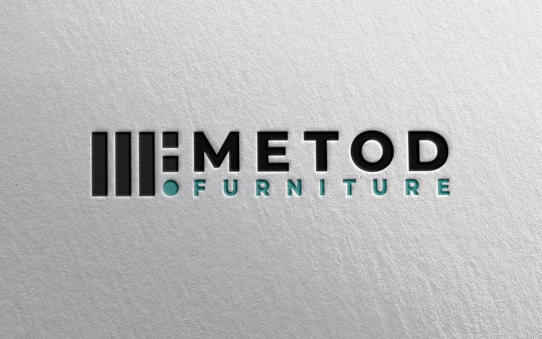 Nowe logo Metod Furniture