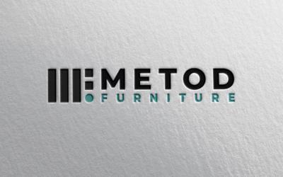 Nowe logo Metod Furniture